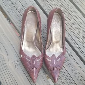 High Quality Real Leather Pumps